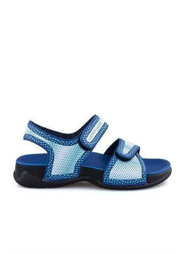 Ceyo Erkek Çocuk Sandalet Mavi
